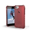 UAG Plyo Apple iPhone 8/7/6s/6 hátlap tok, Crimson