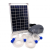 Ubbink Air Solar 600 kültéri levegőztető szivattyú