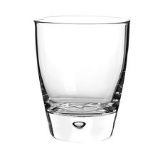 """. Üdítőspohár, üveg, 34 cl, """"Sylvia WH"""" ajándéktárgy"""