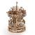 UGEARS : Mechanikus körhinta modell