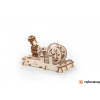 UGEARS Pneumatikus motor – mechanikus modell