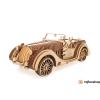UGEARS Roadster autó – mechanikus modell