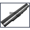 UL30A-X2 4400 mAh 8 cella fekete notebook/laptop akku/akkumulátor utángyártott