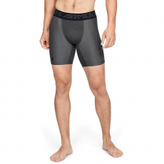 Under Armour Compression Shorts HG Armour 2.0 Long Short Grey S