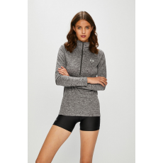 Under Armour - Felső Tech 1/2 Zip - szürke - 1399397-szürke