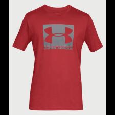 Under Armour Férfi póló Under Armour Boxed Sportstyle Red S férfi póló