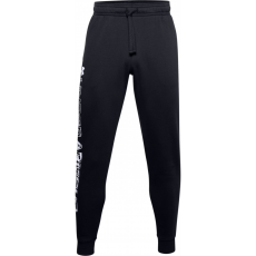 Under Armour Rival Flc Graphic Joggers M / fekete