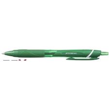 "UNI Golyóstoll, 0,35 mm, nyomógombos, UNI ""SXN-150C Jetstream"", zöld toll"