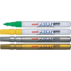 UNI Lakkmarker -PX-21- 0,8-1,2mm FEKETE UNI <12db/dob>