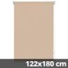 UNI Trend vászon roló, pezsgőszín, ablakra: 122x180 cm