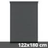 UNI Trend vászon roló, szürke, ablakra: 122x180 cm