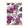 UNIPAP Füzet, tûzött, A4, kockás, 96 lap, UNIPAP Tropic