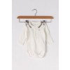 United Colors of Benetton , Hosszú ujjú body, Fehér, 12-18M Standard (3793MB076-074-82)
