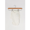United Colors of Benetton , Hosszú ujjú body, Fehér, 12-18M Standard (3I9WMB066-074-82)