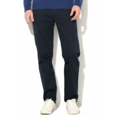 United Colors of Benetton , Straight fit chino nadrág, Sötétkék, 46 (4APN55CK8-06U-46)