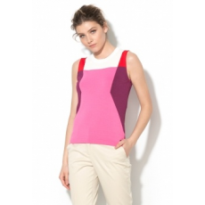 United Colors of Benetton Színes Mintás Top XS (14VRD8076-901-XS)