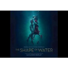 Universal Music Különböző előadók - The Shape of Water (A víz érintése) (Cd) rock / pop