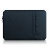 """Univerzális laptop táska, 13""""-os készülékhez, nagy oldal zseb, bújtatós, Iralan, fekete"""