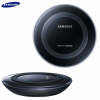 Univerzális vezeték nélküli töltő, Samsung készülékekhez, Qi Wireless, fekete, gyári, EP-PN920BBEG