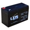 UPS POWER Szünetmentes akku (UPS POWER) típus BT7.2-12 (csatlakozó: F1)