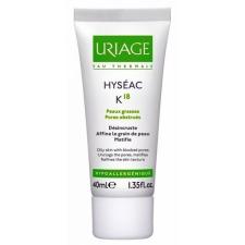 Uriage Hyséac K18 krém mitesszeres, zsíros bőrre 40ml nappali arckrém