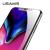 USAMS 3D Tempered Glass 0.23mm iPhone X Black IXMBH40601