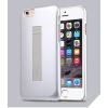 USAMS Apple iPhone 6 tok, adatkábellel, USAMS Cooke, ezüst