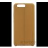USAMS Joe Huawei P10 Plus bőr hátlap tok, barna