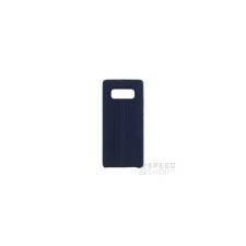 USAMS Joe Samsung N950 Galaxy Note 8 bőr hátlap tok, kék tok és táska