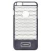 USAMS V-plating műanyag hátlaptok Apple iPhone 6 Plus 5.5, 6S Plus 5.5-höz szürke*