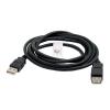 USB 2.0 hosszabbító kábel 3m