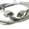 USB 2.0 nyomtatókábel [A-B] 3 méter