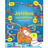 Usborne - JÁTÉKOS SZORZÓTÁBLA - TÖBB MINT 125 FÜLLEL