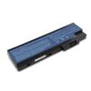 utángyártott Acer TravelMate 6500, 7100, 7110, 7510 Laptop akkumulátor - 4400mAh