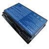 utángyártott Acer TravelMate 7520-6A2G25Mi Laptop akkumulátor - 4400mAh