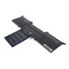 utángyártott Acer Ultrabook S3-951-6616 / S3-951-6629 Laptop akkumulátor - 3300mAh