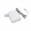 utángyártott Apple MacBook Pro 15.4-inch 2.4GHz v. 2.6GHz MA896LL/A laptop töltő adapter - 60W