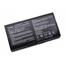 utángyártott Asus G71v, G71vg, G72 Laptop akkumulátor - 4400mAh asus notebook akkumulátor