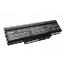 utángyártott Asus GT627X, GT628 Laptop akkumulátor - 6600mAh asus notebook akkumulátor