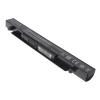 utángyártott Asus K450J, K450JF Laptop akkumulátor - 2200mAh