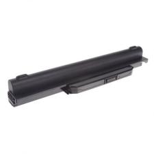 utángyártott Asus X53E, X53T, X53TA Laptop akkumulátor - 6600mAh asus notebook akkumulátor