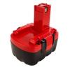utángyártott Bosch 2607335528 / 2607335533 akkumulátor - 3000mAh