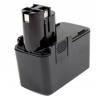utángyártott Bosch GSB 12 VSP-3 akkumulátor - 1300mAh