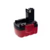 utángyártott Bosch PSR 1440, PSR 1440/B akkumulátor - 2000mAh