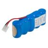 utángyártott Bosch Somfy K6 / K8 / K10 / K12 akkumulátor - 2000mAh