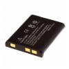 utángyártott Casio EX-Z550BE / EX-Z550BK akkumulátor - 700mAh