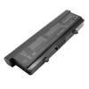 utángyártott Dell 0WK380 / 0WK381 / 0WP193 Laptop akkumulátor - 6600mAh