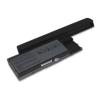 utángyártott Dell 310-9080, 310-9081 Laptop akkumulátor - 6600mAh