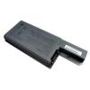 utángyártott Dell Latitude D820 D830 D531 Laptop akkumulátor - 6600mAh