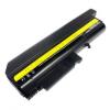 utángyártott Lenovo Thinkpad R50e, R50p Laptop akkumulátor - 6600mAh